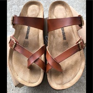 Birkenstock mayari sandals 9.5